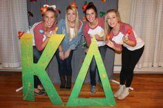 KD Quesadilla's philanthropy!- Kappa Delta, University of Nebraska!