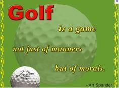 Golf!!
