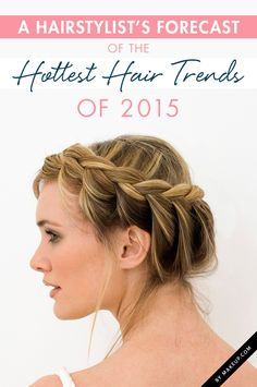 We are now closing out 2014 and looking back fondly on the hair trends like the ombre, sombre, and chic bobs. We are looking forward to 2015 and talked to a hair pro about the 2015 bang trends. Check out these hairstyles and maybe try one of them in the new year!