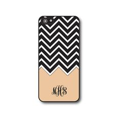 Personalized iphone 4 case  Monogram Chevron phone by CaseHive, $16.99