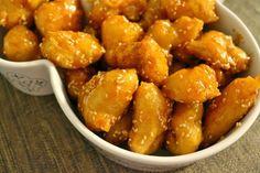 Mission: Food: Honey Sesame Chicken