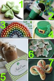 The Scrap Shoppe: 12 St. Paddy's Day Recipes