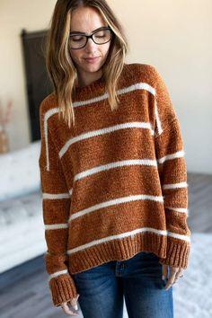 Josslyn Sweater - Camel