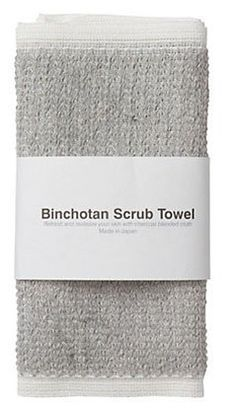 Binchotan Charcoal Body Scrub Towel, http://www.amazon.com/dp/B0095WM88G/ref=cm_sw_r_pi_awdm_InL1tb05W5H7P