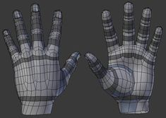 My question is: Is there a method that I can learn in order to control the topology of my model? While attempting to model a character I have ran into some issues with odd geometry. Hand Reference, Anatomy Reference, Design Reference, 3d Model Character, Character Modeling, Character Design, Zbrush, 3d Anatomy, Anatomy Models