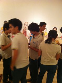 Ingresando al Museo Nacional de Costa Rica