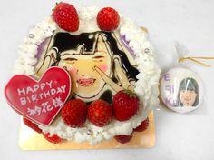 少女閣下のインターナショナル 衿花さんのケーキ Happy Birthday, Birthday Cake, Cakes, Portrait, Desserts, Food, Happy Brithday, Tailgate Desserts, Deserts