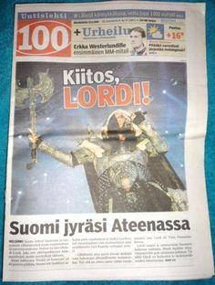 Uutislehti 100 (1997 - 2008) - Finland