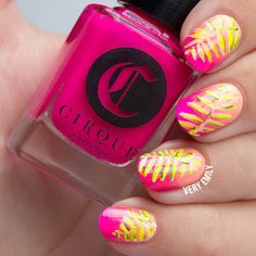Paint All The Nails Presents Neon