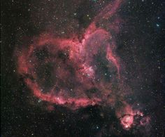 Heart Nebula * D'yer wanna be a spaceman? * The Inner Interiorista