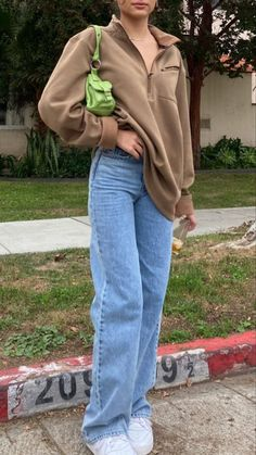 Adrette Outfits, Indie Outfits, Retro Outfits, Cute Casual Outfits, Fall Outfits, Summer Outfits, Vintage Outfits, Outfit Winter, Vintage Jeans