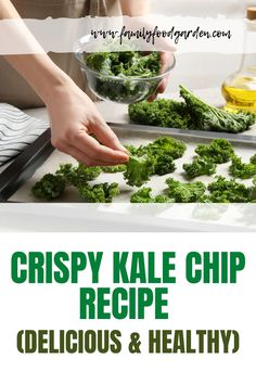 Sharing addictive kale chip recipes. Kale chips are healthy and a great way to use up an abundant amount of homegrown kale. There are many different recipes for kale chips and thus differences in flavor. This recipe happens to be simple and cheap. Check the full details on this pin! #kalerecipes #kale #crispykale Kale Chip Recipes, Beef Recipes, Cooking Recipes, Easy Cooking, Healthy Cooking, Homemade Kale Chips, Simply Health, Crispy Chips, Healthy Fruits