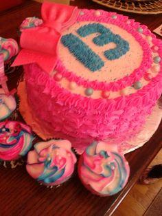 Alexs zebra cake inside