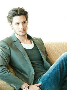 Ben Barnes- Such a gorgeous man overall.  He really looks good in anything.