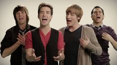 Love these guys they have such melodic voices their music always makes my day :)