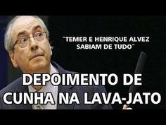 Eduardo Cunha entrega Temer e fala que o Impeachment foi um golpe para t...