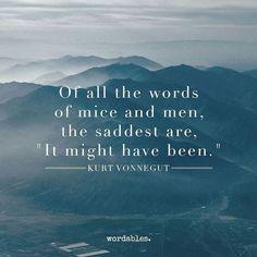 Vonnegut quote