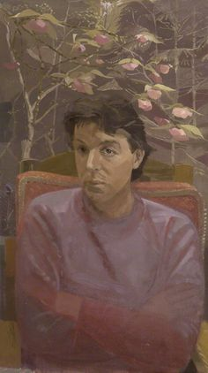 Paul McCartney by Humphrey Ocean