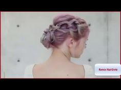 Invisibobble Knotted Updo | Simple Knotted Updo | Easy Hairstyles