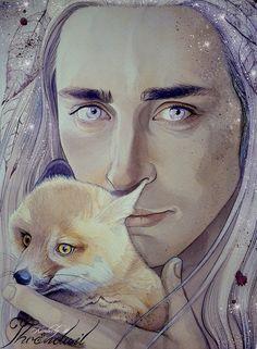 Little fox by kimberly80 on DeviantArt