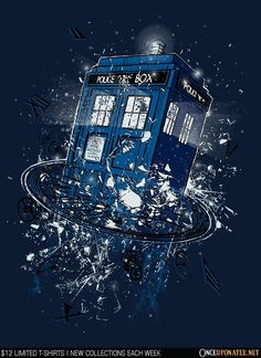 Hand-crafted metal posters designed by talented artists. We plant 1 tree for each purchased Displate. Doctor Who Fan Art, Doctor Who Tardis, Desenhos Doctor Who, Doctor Who Wallpaper, Day Of The Shirt, Science Fiction Series, Cinema Movies, Dr Who, Disney Drawings