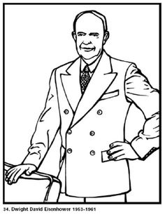 Gerald Ford Biography Facts Pictures and Coloring pages Free