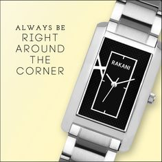 No matter where you really are, always be Right Around The Corner with Rakani #FashionablyLate