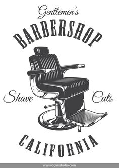 This Barbershop BUNDLE will be awesome for your barber shop interior design, t-shirt prints, signboards, business cards, posters and any more.