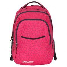Školský batoh EXPLORE ANNA Honey 2 v 1