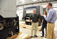 Modern Litho brings on new press, new jobs in Jefferson City | News Tribune