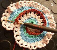 bloemen haken patronen haakpatronen crochet flower patterns