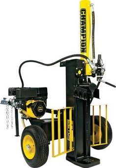 Cabela's: Champion 22-Ton Log Splitter