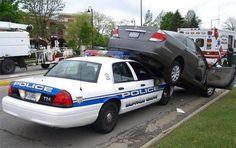 Police require auto insurance
