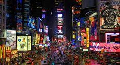 Times Square - Adam Baron (Print)
