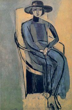 Henri Matisse 1869-1954 | The fauvism movement