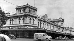 Eastern Market Historic Melbourne.