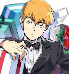 Me Me Me Anime, Anime Guys, Anime Manga, Anime Art, Mob Psycho 100 Anime, Mob Physco 100, Vash, Otaku, Anime Kawaii