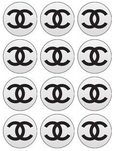 Chanel - ABC Edible Cake Art