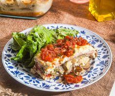 Σουφλέ λαχανικών   Συνταγή   Argiro.gr Cookbook Recipes, Cooking Recipes, Food Categories, Lasagna, Quiche, Recipies, Breakfast, Ethnic Recipes, Recipes