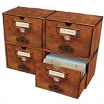 Card Catalog: 30 Notecard Set - Library Foundation of Los Angeles. $19.95