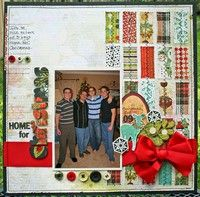 A Project by sstringfellow from our Scrapbooking Gallery originally submitted 10/19/10 at 10:41 AM