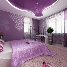purple room is love