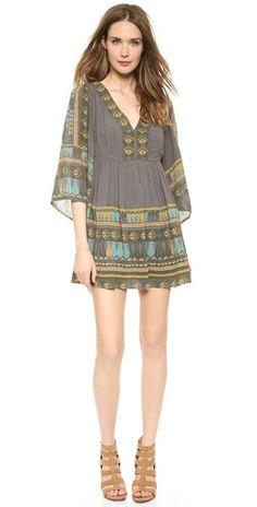 Free People Terra Nova Printed Dress | SHOPBOP