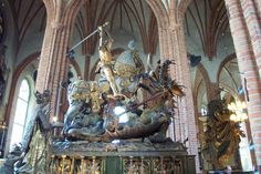 St. George & the Dragon