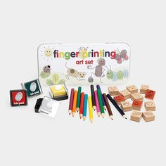 Finger Printing Art Set- awesome!