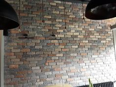 The sensational Old Seattle from the Handmade Brick Slip range Homeowner, Industrial Furniture, Stone Cladding, Brick Tiles, Tiles Uk, Vintage Industrial Lighting, Feature Wall, Brick, Retro Furniture
