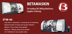 @beta_maskin #Multi-Tasking #Vertical and #Horizontal #Machines products Supplier in #Norway