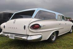 1961 Dodge Dart Seneca Station Wagon Hot Rod