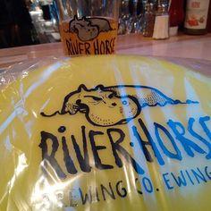 #frisbee #SiriusBeer @riverhorsebrewing