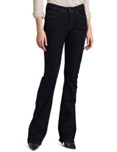Lee Women's Misses Petite Slender Secret Bailey Flap Pocket Bootcut Jean $32.90